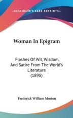 Woman In Epigram