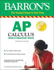 ISBN: 9781438011738 - AP Calculus