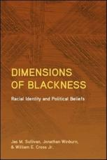 Dimensions of Blackness
