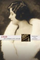 1929 an Upperclass Affair