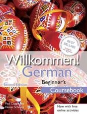 Willkommen! German Beginner's Course Coursebook
