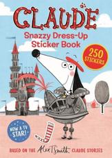 Claude TV Tie-Ins: Snazzy Dress-Up Sticker Book