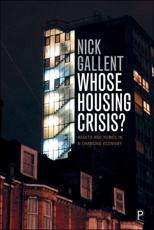 Whose Housing Crisis?