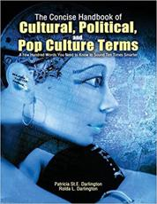 The Concise Handbook of Cultural, Political, and Pop Culture Terms: A Few Hundred Words You Need to Know to Sound Ten Times Smarter