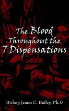 Blood Throughout the 7 Dispensations