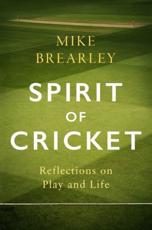 Spirit of Cricket