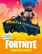 FORTNITE Official: Poster Book