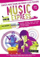 Music Express Age 7-8