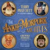 The Ankh-Morpork Archives Volume I
