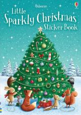 Sparkly Christmas Sticker Book