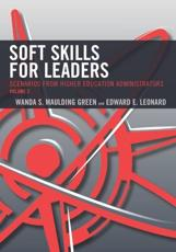 Soft Skills for Leaders Volume 2