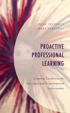 Proactive Professional Learning