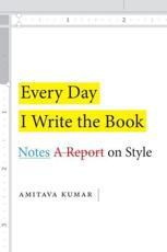 Every Day I Write the Book
