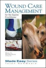 Wound Care for the Equine Practitioner