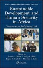 Sustainable Development and Human Security in Africa