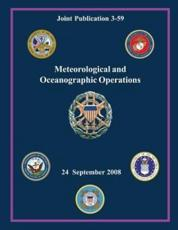 Meteorological and Oceanographic Operations