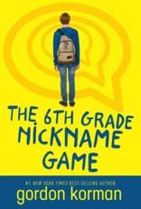 The 6th Grade Nickname Game (Repackage)