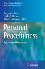 ISBN: 9781493954889 - Personal Peacefulness