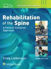 Rehabilitation of the Spine