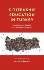 Citizenship Education in Turkey