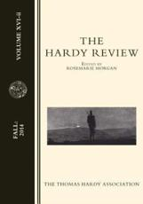 The Hardy Review, XVI-II