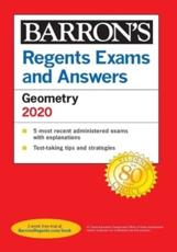 Regents Exams and Answers: Geometry 2020