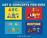 Sabrina Hahn's Art & Concepts for Kids