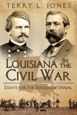 Louisiana in the Civil War