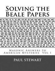 Solving the Beale Papers