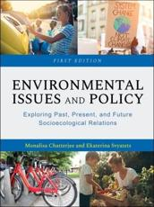 Environmental Issues and Policy