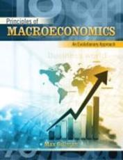 Principles of Macroeconomics: An Evolutionary Approach