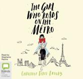 The Girl Who Reads on the Métro