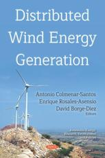 Distributed Wind Energy Generation