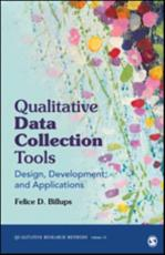 Qualitative Data Collection Tools