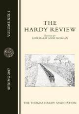 The Hardy Review XIX-I