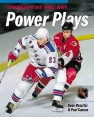 Hockey the NHL Way: Power Plays and Penalty Killing