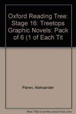 Oxford Reading Tree: Level 16: TreeTops Graphic Novels: Pack of 6 (1 of Each Title)