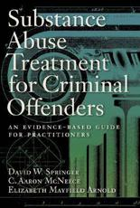 Substance Abuse Treatment for Criminal Offenders