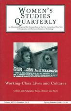 Women's Studies Quarterly (98:1-2) - Renny Christopher (editor), Lisa Orr (editor), Linda J. Strom (editor)