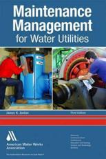 Maintenance Management for Water Utilities