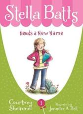 Stella Batts Needs a New Name