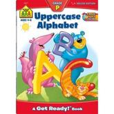 Uppercase Alphabet Deluxe Edition Workbook