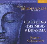 Abiding in Mindfulness. Volume 2 On Feeling, the Mind & Dhamma