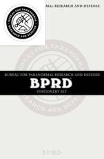 Dark Horse Deluxe Stationery Exotique: Mike Mignola's B.P.R.D