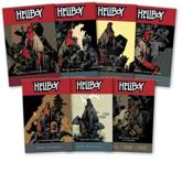 The Hellboy Collection: The Story So Far Volumes 1-7 Bundle