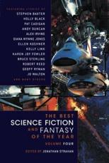 The Best Science Fiction and Fantasy of the Year. Volume 4