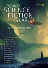 The Best Science Fiction of the Year. Volume Three