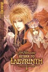 Jim Henson's Return to Labyrinth. Vol. 1