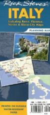 Rick Steves Italy Planning Map