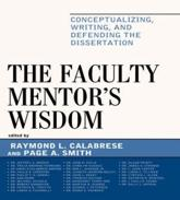 The Faculty Mentor's Wisdom